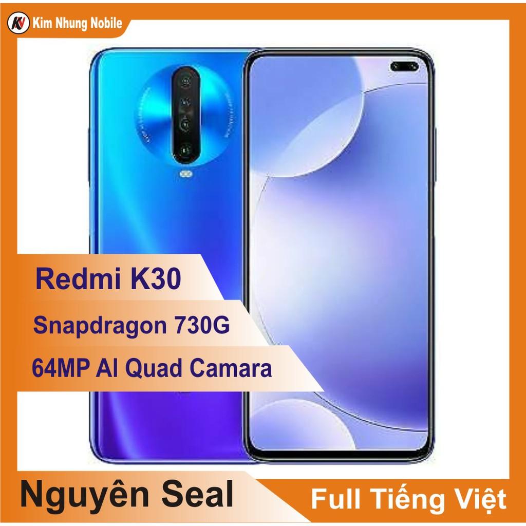Điện Thoại Xiaomi Redmi K30 128GB Ram 6GB - Hàng Nhập Khẩu