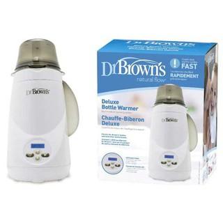 Máy hâm sữa bằng hơi nước Dr.Brown s Deluxe cao cấp