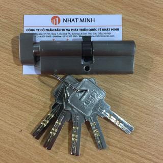 Ruột khóa Kospi 80mm 1 đầu chìa