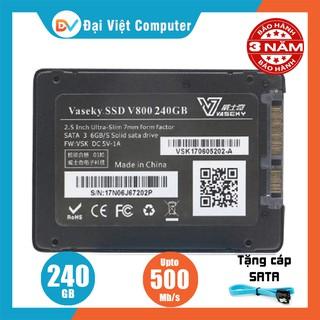 Ổ cứng SSD Vaseky 240GB 120GB V800 2.5 inh thumbnail