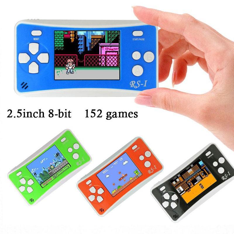 Máy chơi game cầm tay tích hợp 152 games trong một RS-1 -DC3026