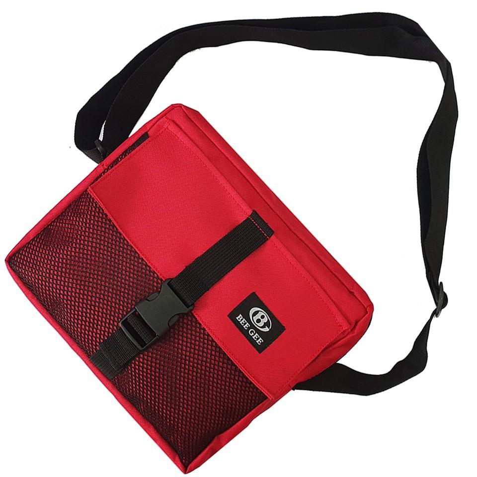 ( FREESHIP 50K ) Túi đeo chéo nam nữ du lịch tiện ích unisex thời trang Bee Gee 063 chống thấm nước chất lượng cao