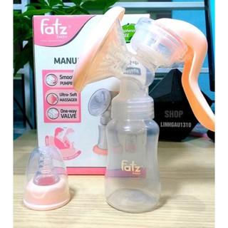 Máy hút sữa bằng tay Fatz Fatzbaby BREASTFIT FB1001YH thumbnail