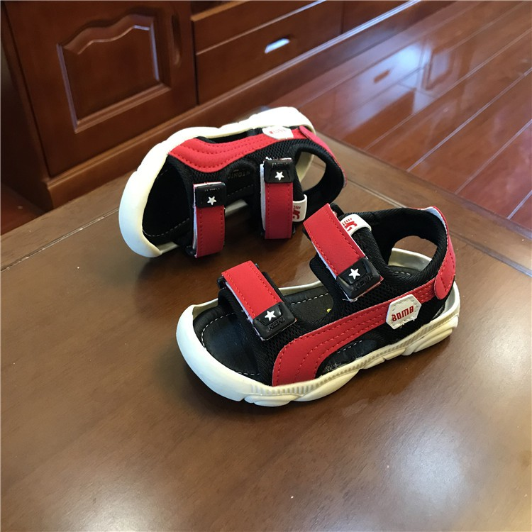 Sandal bé trai👣FREESHIP👣 Sandal thể thao