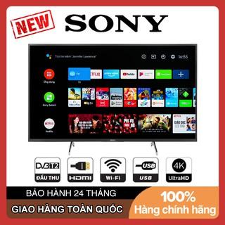 Smart Tivi Sony 49 inch UHD 4K KD-49X7500H Hàng Chính Hãng