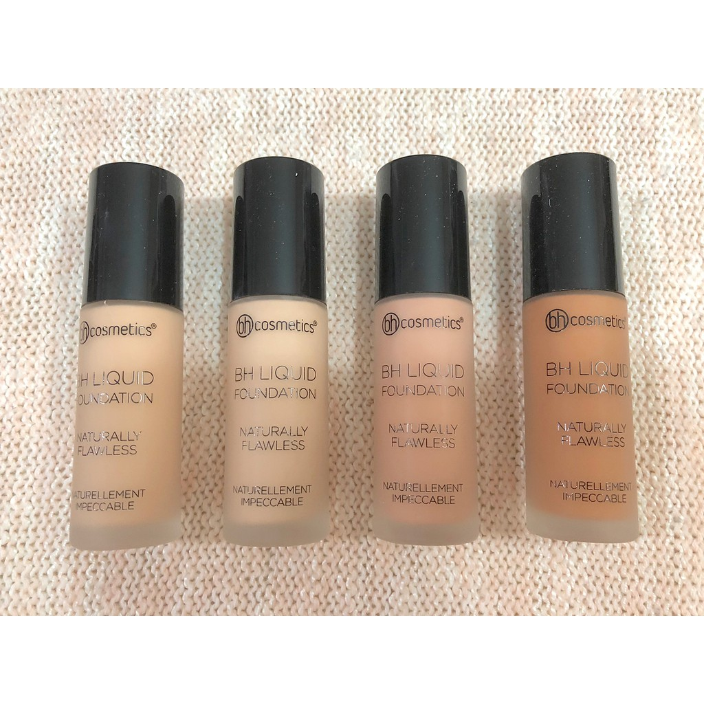 Kem nền BH Cosmetics Liquid Foundation
