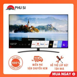 [Mã ELMSHX03 hoàn 6% xu đơn 2TR] [GIAO HCM] Smart Tivi NanoCell LG 4K 65 inch 65SM8600PTA thumbnail