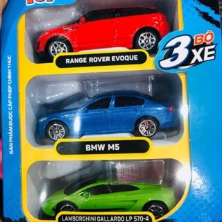 combo 6 chiếc xe fastwheel