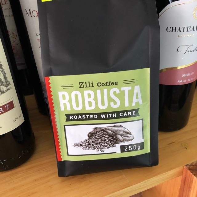 Cà phê bột robusta and arabica