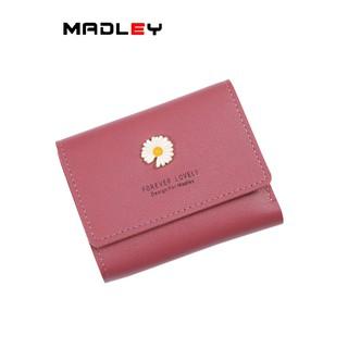 Ví nữ mini cute đẹp cầm tay MADLEY thời trang cao cấp nhỏ gọn bỏ túi VD411 thumbnail
