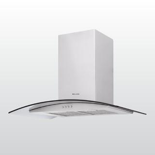 [Mã ELMALL1TR5 giảm 6% đơn 3TR] Máy hút khói khử mùi áp tường Malloca MC 750E - Hàng chính hãng
