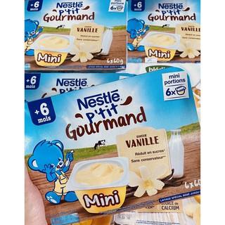Váng sữa Nestle Pháp [DATE 9/2021]