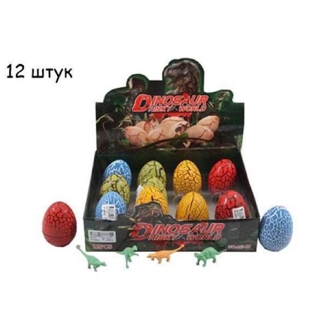 Trứng khủng long 1q (giao màu ngẫu nhiên)