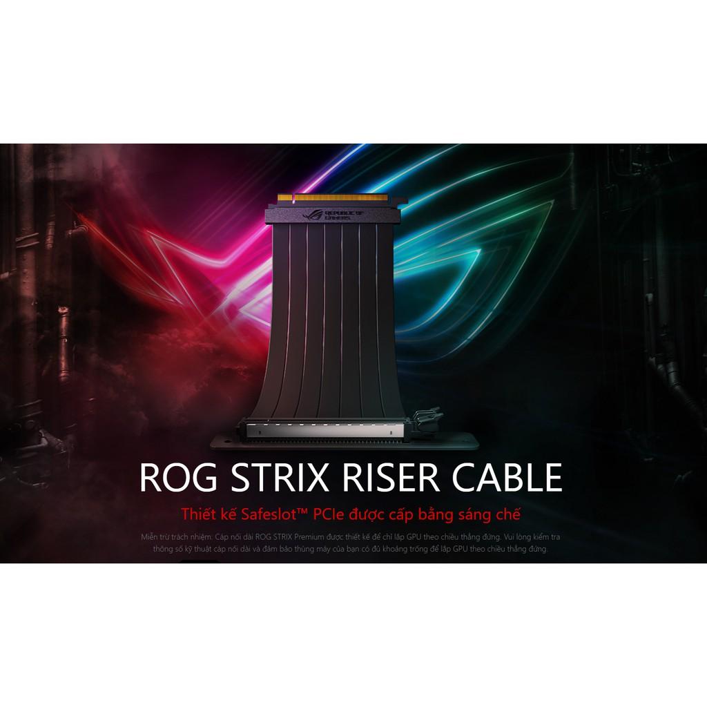 [Mã 267ELSALE hoàn 7% đơn 300K] Cáp nối dài VGA Asus ROG Strix Riser Cable