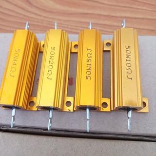 điện trở nhôm 50w 2-4-5-8-10-15-22