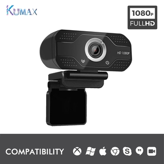 Webcam Hd 1080p 130 ° Với Micro 2mp 1920x1080p 30fps Dành Cho Máy Tính Laptop