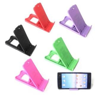Giá đỡ điện thoại bằng nhựa có thể gấp gọn tiện lợi thumbnail