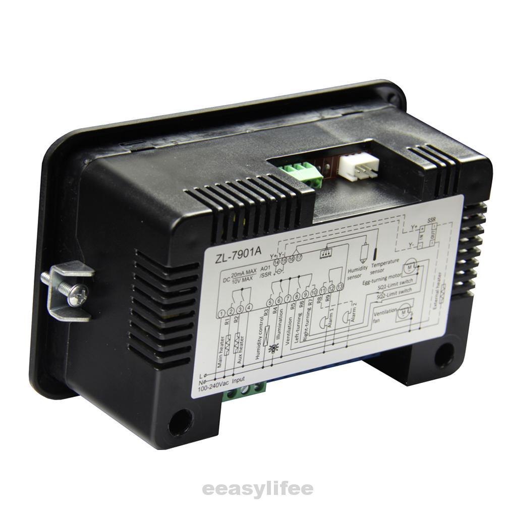 Alarm Auto Restart Easy Use Intelligent Multifunction Protection Function Warehouse Automatic Incubator