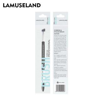 Cọ trang điểm mắt LAMUSELAND LA902 thiết kế 2 đầu chất liệu siêu bền thumbnail