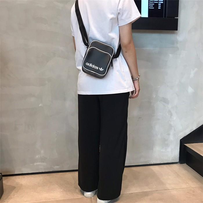 [NGHIỆN TÚI GIÁ GỐC + VIDEO THẬT] Tổng hợp Túi đeo chéo Mini Adidas Vintage Bag - DV2491 / DH1006 - HÀNG XUẤT XỊN 100%