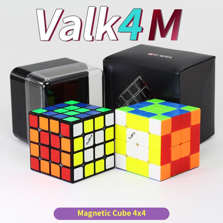 HOT] Rubik 4x4x4 QiYi Valk 4 M Rubik 4x4 không viền cao cấp mod ...