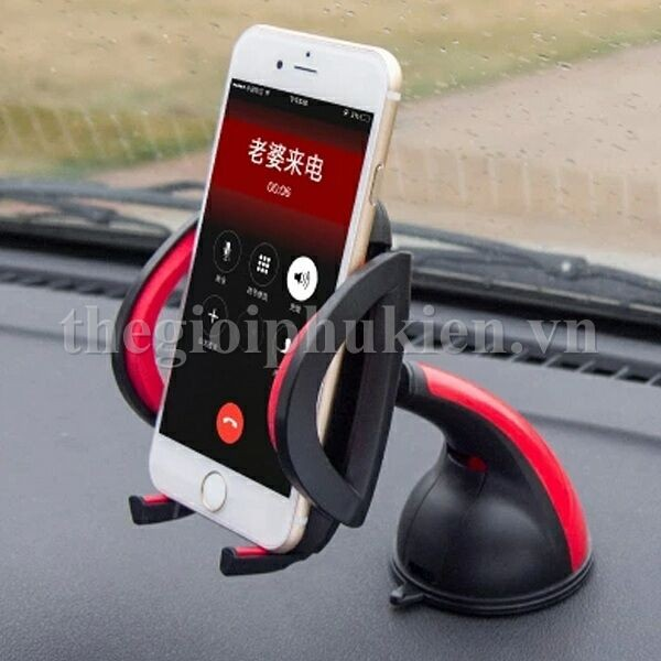 Giá đỡ, kẹp điện thoại trên ô tô, xe hơi xoay 360° - 2741934 , 254672692 , 322_254672692 , 75000 , Gia-do-kep-dien-thoai-tren-o-to-xe-hoi-xoay-360-322_254672692 , shopee.vn , Giá đỡ, kẹp điện thoại trên ô tô, xe hơi xoay 360°