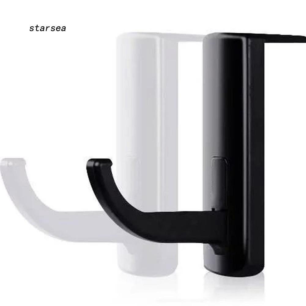 STSE_Headphone Earphone Holder Rack Wall PC Monitor Hanger Stand Hook for Headset