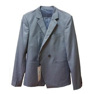 Áo vest nam màu ghi sáng cao cấp