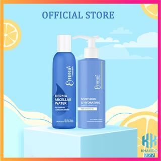 Combo Làm Sạch Diệu Kỳ Cho Da 1 Nước Tẩy Trang Emmie & 1 Gel Rửa Mặt Emmie - Emmié By Happy Skin thumbnail