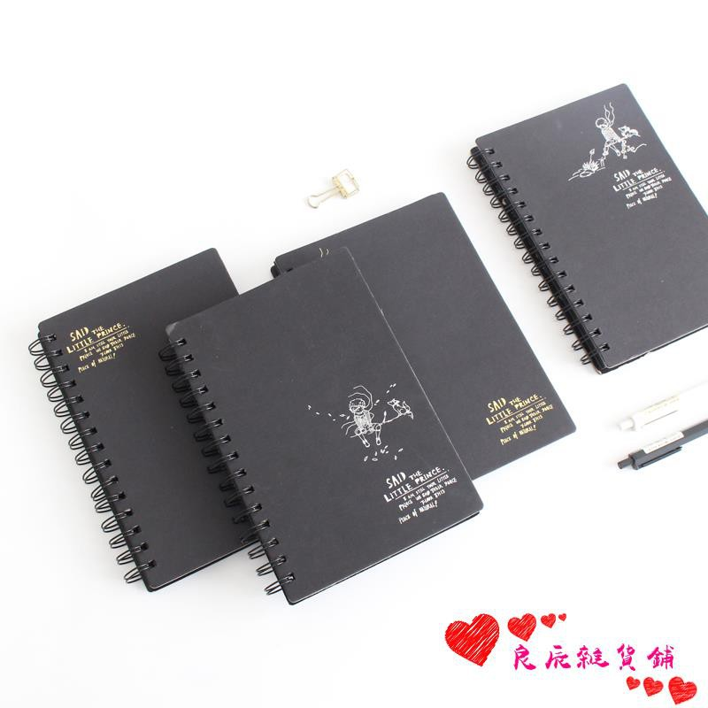 ★Hot merchandise★Nijia stationery coils black card black pape