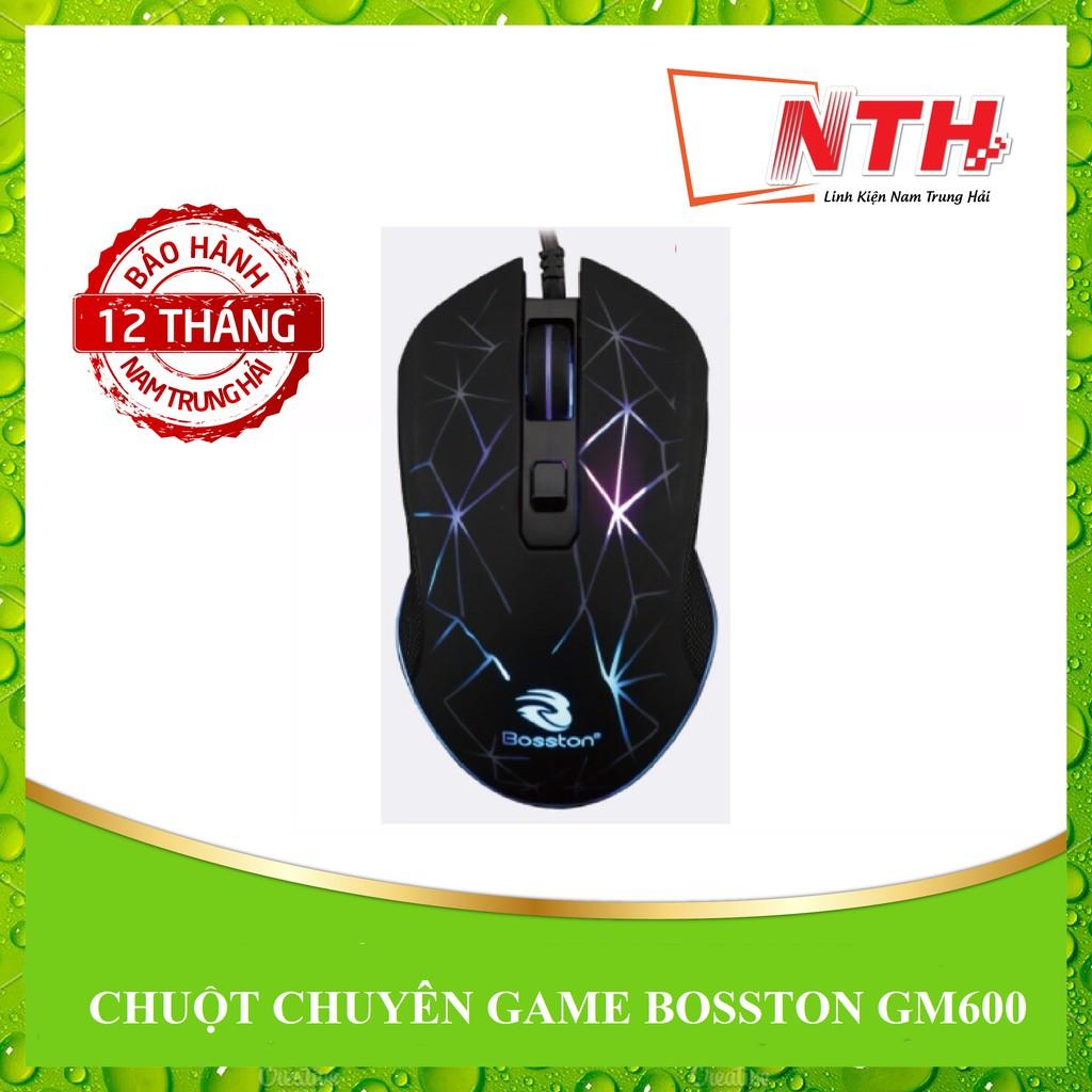 [NTH] CHUỘT BOSSTON GM600