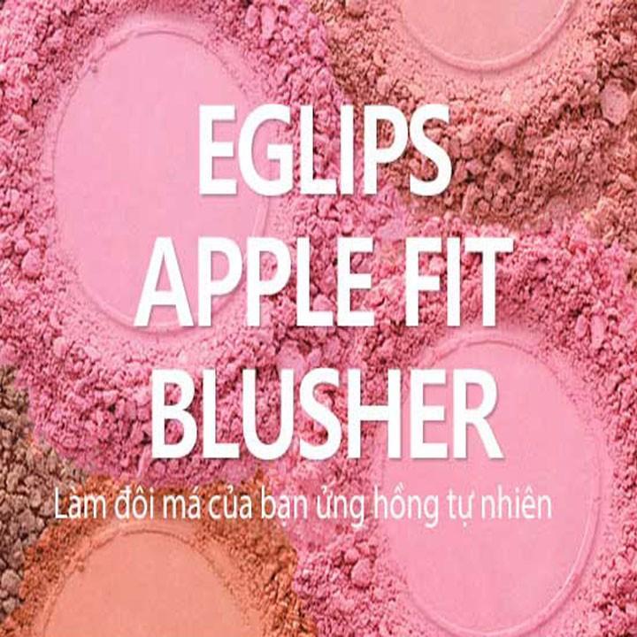 [Eglips] Phấn má hồng kem Apple fit creamy Blusher