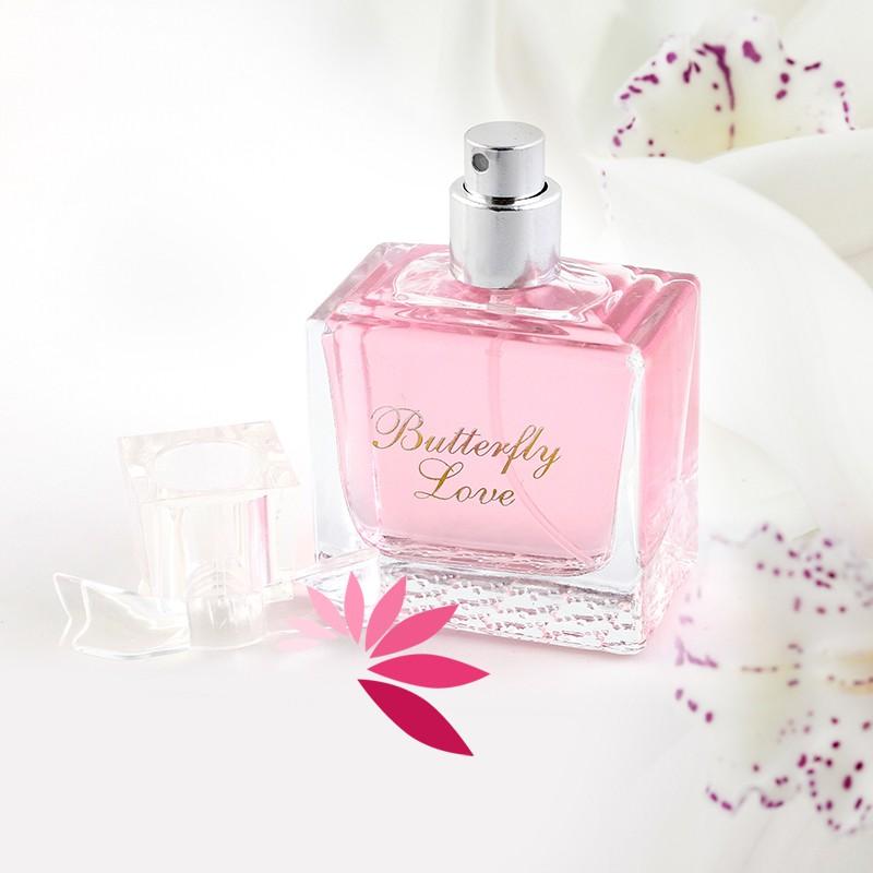 Nước hoa nữ , nước hoa chính hãng lưu hương lâu MayCreate Butterfly Love 50ml Tặng Son 30k Nh07