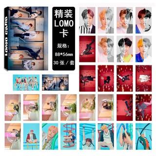 Lomo Card BTS (Đủ thành viên) Sale off