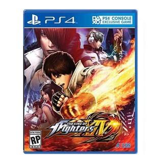 Đĩa game Ps4 King OF Fighter XIV thumbnail
