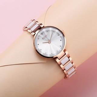 Đồng hồ nữ Julius JA1209 dây thép