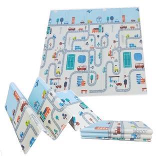Thảm xốp chơi trò chơi có thể gấp gọn tiện dụng cho bé