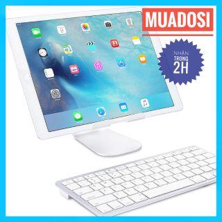 Bàn Phím Bluetooth Cho iPad Điện Thoại Bàn Phím Không Dây Tiện Lợi thumbnail