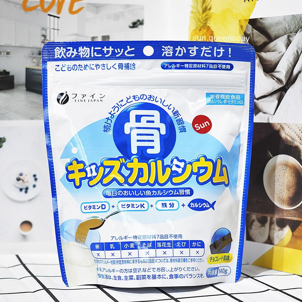 Bột Canxi Cá Tuyết Nhật Bản (Bone's Calcium for Kids)