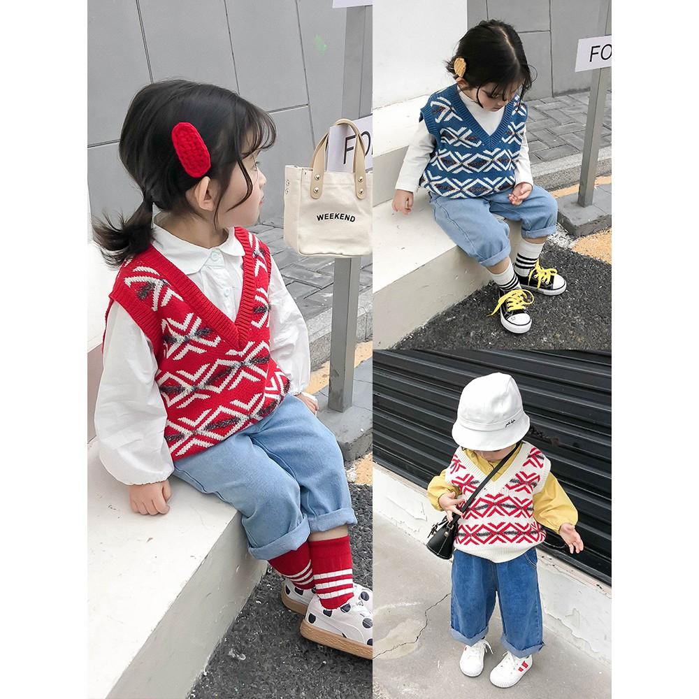 (Trẻ em) Áo len dành cho bé nữ style Hàn Quốc đáng yêu - 22652495 , 1872498112 , 322_1872498112 , 405000 , Tre-em-Ao-len-danh-cho-be-nu-style-Han-Quoc-dang-yeu-322_1872498112 , shopee.vn , (Trẻ em) Áo len dành cho bé nữ style Hàn Quốc đáng yêu