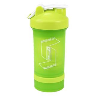 Bình Lắc Shaker Bottle 750ml 4 Trong 1 Chính Hãng Mdbuddy MDG001 thumbnail