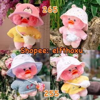[ORDER] Vịt gấu bông má hồng dễ thương màu hồng siêu hot