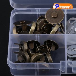 Set 20 Nút Nam Châm 14mm 18mm