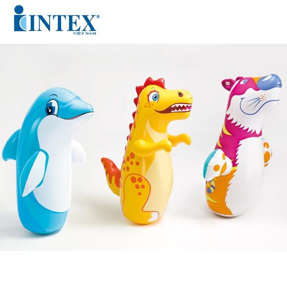 Lật đật bơm hơi INTEX 44669