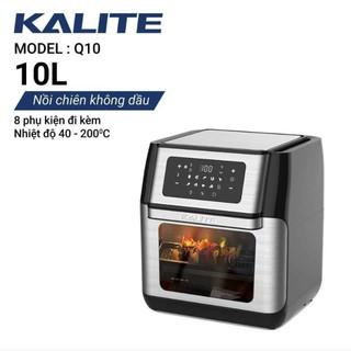 Nồi chiên không dầu KALITE Q10
