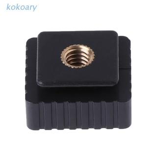 KOK Hot Shoe Mount Adapter To 1/4