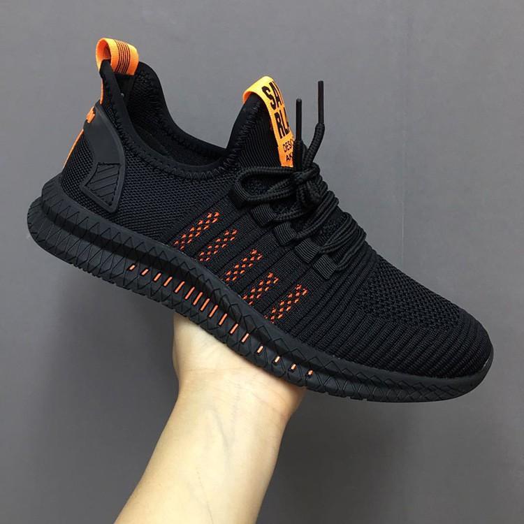 Giày Sneaker Thể Thao Nam Phong Cách Hàn Quốc G01