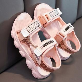 Xăng đan bé gái – giày sandal đi học bé gái ( Mẫu mới nhất ) TL57