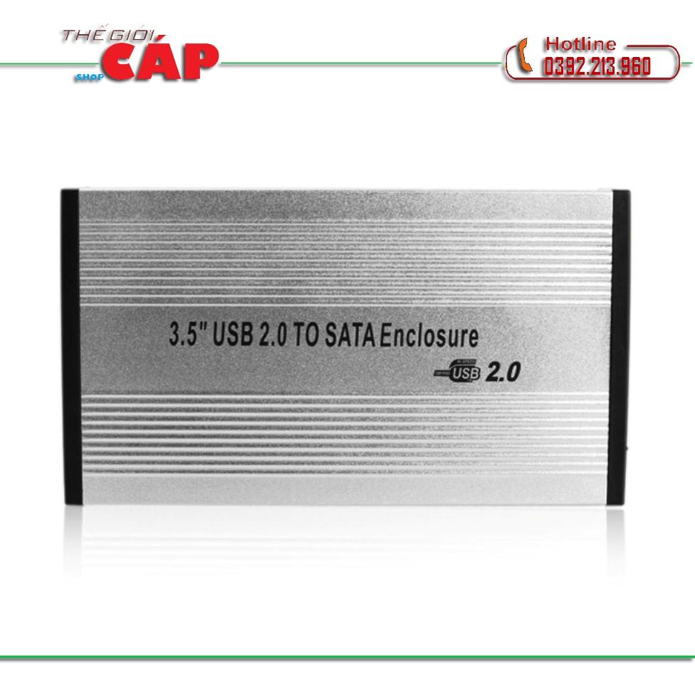 Box ổ cứng HDD Box 3.5 Inch