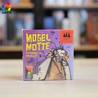Bộ thẻ bài chơi Cheating Moth Board Game thumbnail